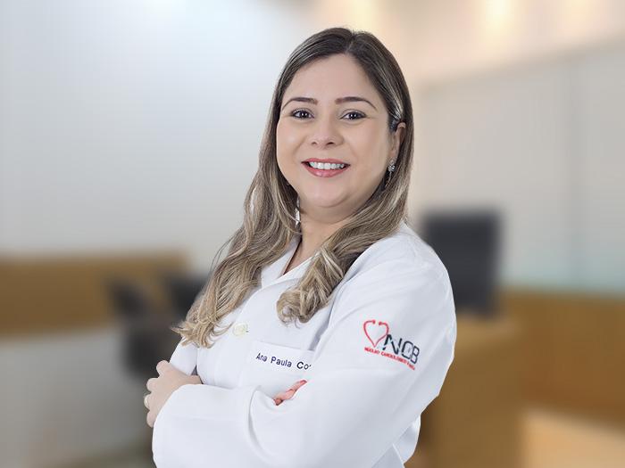Drª. Ana Paula R. C. Chagas